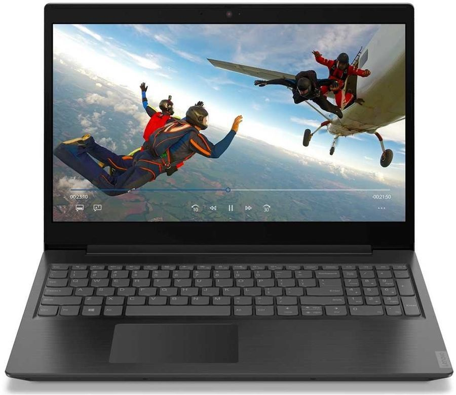 Ноутбук Lenovo IdeaPad L340-15 CDC 4205U 4Gb SSD 128Gb Intel UHD Graphics 610 15,6 FHD BT Cam 3900мАч Free DOS Черный 81LG00MJRK