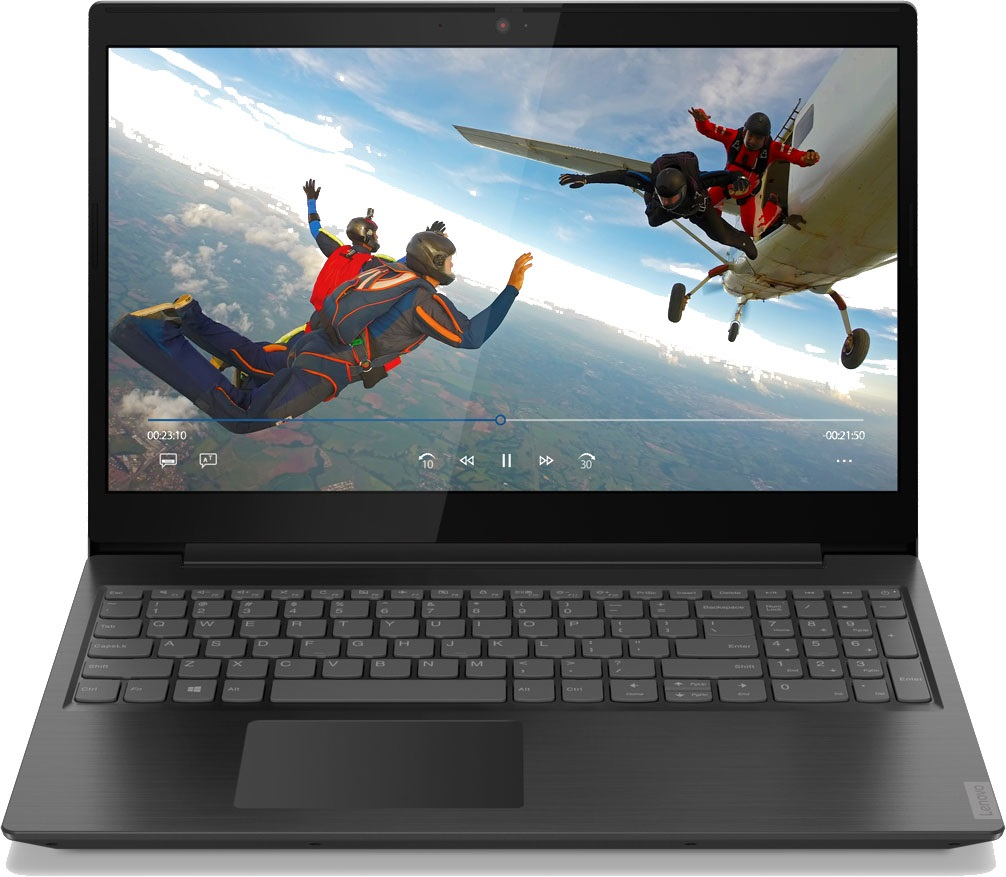 Ноутбук Lenovo IdeaPad L340-15 CDC 4205U 4Gb SSD 128Gb Intel UHD Graphics 610 15,6 FHD BT Cam 3900мАч Win10 Черный 81LG011DRU