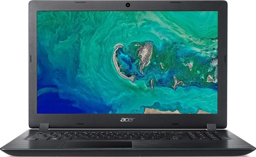 Ноутбук Acer Aspire A315-21 A6-9220e 4Gb SSD 128Gb AMD Radeon R4 series 15,6 HD BT Cam 4810мАч Linux Черный A315-21-61BW NX.GNVER.108