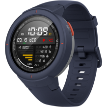 Умные часы Amazfit Verge (twilight blue)