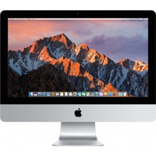 "Моноблок Apple iMac 21.5"" (MMQA2RU/A, i5 2.3/8Gb/1000Gb, silver)"