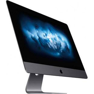 "Моноблок Apple iMac Pro 27"" Retina 5K (MQ2Y2RU/A, Intel Xeon W 3.2/32Gb/1000Gb, space gray)"