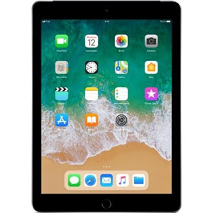 Планшет Apple iPad 2018 (32Gb, Wi-Fi + Cellular, space gray)