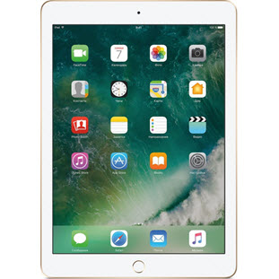Планшет Apple iPad (128Gb, Wi-Fi, gold)