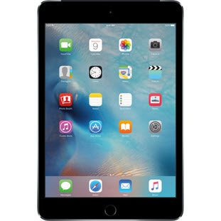 Планшет Apple iPad mini 4 (128Gb, Wi-Fi + Cellular, space gray)