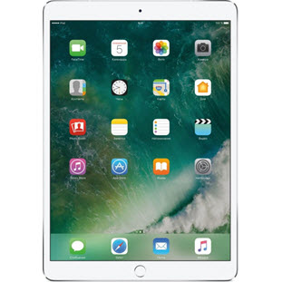 Планшет Apple iPad Pro 10.5 (512Gb, Wi-Fi + Cellular, silver, MPMF2RU/A)