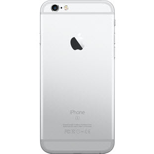Фото товара Apple iPhone 6S (32Gb, silver, A1688)