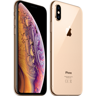 Мобильный телефон Apple iPhone Xs (64Gb, gold, MT9G2RU/A)