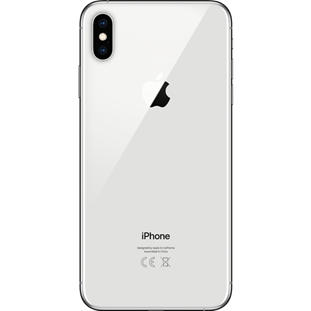Фото товара Apple iPhone Xs Max (256Gb, silver)