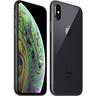 Мобильный телефон Apple iPhone Xs (64Gb, space gray, MT9E2RU/A)