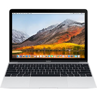 Ноутбук Apple MacBook 12 Mid 2017 (MNYH2RU/A, M3 1.2/8Gb/256Gb, silver)