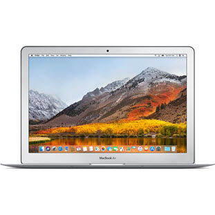 Ноутбук Apple MacBook Air 13 Mid 2017 (MQD32, i5 1.8/8Gb/128Gb, silver)