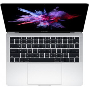 Ноутбук Apple MacBook Pro 13 with Retina display Mid 2017 (MPXR2RU/A, i5 2.3/8Gb/128Gb, silver)