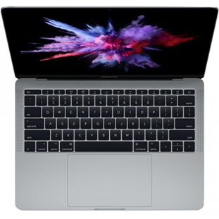 Ноутбук Apple MacBook Pro 13 with Retina display Mid 2017 (MPXQ2RU/A, i5 2.3/8Gb/128Gb, space gray)