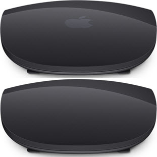 Фото товара Apple Magic Mouse 2 (space gray, Bluetooth, MRME2ZM/A)