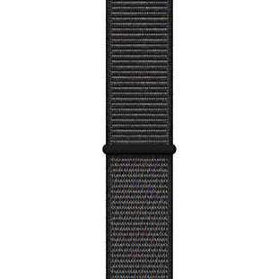 Фото товара Apple Watch Series 4 GPS 44mm (Space Gray Aluminum Case with Black Sport Loop)