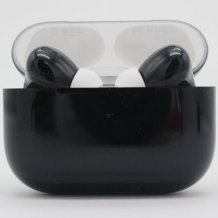 Bluetooth-гарнитура Apple AirPods Pro Color (gloss black)