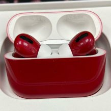 Bluetooth-гарнитура Apple AirPods Pro Color (gloss cranberry)