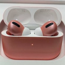 Bluetooth-гарнитура Apple AirPods Pro Color (matt rose gold)