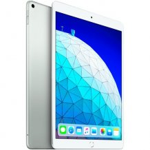 Планшет Apple iPad Air 2019 (64Gb, Wi-Fi + Cellular, silver, MV0E2RU/A)