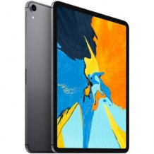 Планшет Apple iPad Pro 11 (64Gb, Wi-Fi + Cellular, space gray, MU0M2RU/A)