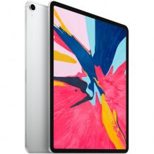 Планшет Apple iPad Pro 12.9 2018 (64Gb, Wi-Fi + Cellular, silver, MTHP2RU/A)