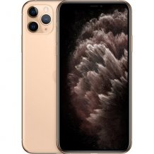 Мобильный телефон Apple iPhone 11 Pro Max (256Gb, gold, MWHL2RU/A)