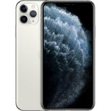 Мобильный телефон Apple iPhone 11 Pro Max (256Gb, silver, MWHK2RU/A)