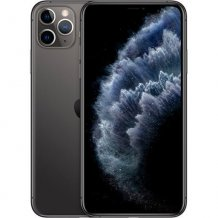 Мобильный телефон Apple iPhone 11 Pro Max (256Gb, space gray, MWHJ2RU/A)