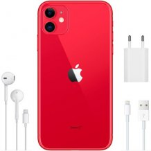 Фото товара Apple iPhone 11 (64Gb, red)