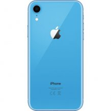 Фото товара Apple iPhone Xr (64Gb, blue, MRYA2RU/A)