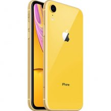 Мобильный телефон Apple iPhone Xr (64Gb, yellow, MRY72RU/A)
