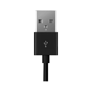 Фото товара Deppa USB - 8-pin для Apple (MFI, 1.2м, черный)