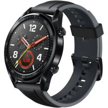 Часы Huawei Watch GT Classic (FTN-B19, steel black)