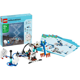 Конструктор LEGO Education Machines and Mechanisms 9641 Пневматика
