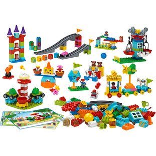Конструктор LEGO Education PreSchool 45024 Планета Steam