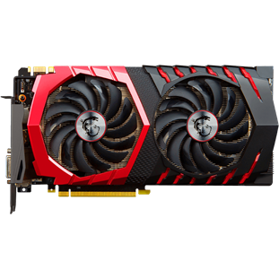 Видеокарта MSI GeForce GTX 1080 1708Mhz PCI-E 3.0 8192Mb 10108Mhz 256 bit DVI HDMI HDCP GAMING X 8G