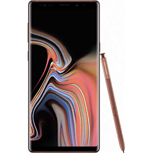 Мобильный телефон Samsung Galaxy Note 9 (512Gb, metallic copper)