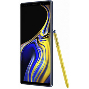 Фото товара Samsung Galaxy Note 9 (128Gb, ocean blue)