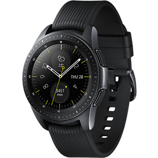 Умные часы Samsung Galaxy Watch (42 мм, midnight black)