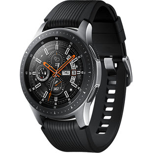 Умные часы Samsung Galaxy Watch (46 мм, silver)
