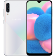 Мобильный телефон Samsung Galaxy A30s (32Gb, SM-A307F, white)