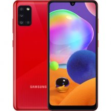 Фото товара Samsung Galaxy A31 (4/64Gb, red)