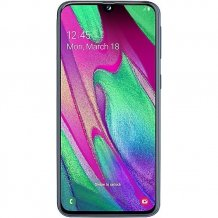 Фото товара Samsung Galaxy A40 (black)