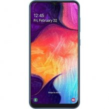 Фото товара Samsung Galaxy A50 (128Gb, blue)