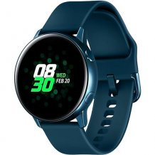 Умные часы Samsung Galaxy Watch Active (SM-R500NZGASER, green)