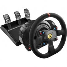Руль Thrustmaster T300 Ferrari Integral Racing Wheel Alcantara Edition (THR62)