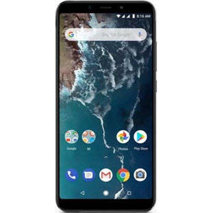 Мобильный телефон Xiaomi Mi A2 (4/64Gb, Global Version, black)