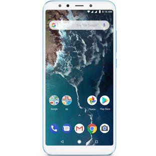 Мобильный телефон Xiaomi Mi A2 (4/32Gb, Global Version, lake blue)