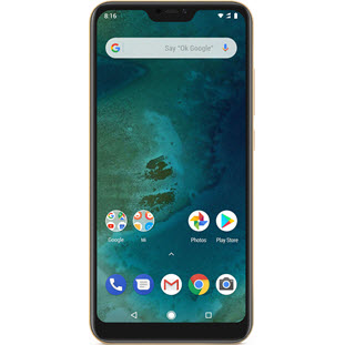 Мобильный телефон Xiaomi Mi A2 Lite (3/32Gb, Global Version, gold)